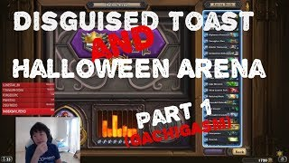 Disguised Toast and Halloween Arena (Part 1 GachiGASM)
