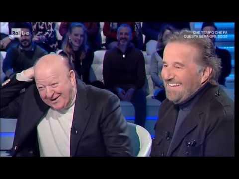 Christian De Sica Vi Racconto Il Segreto Del Mio