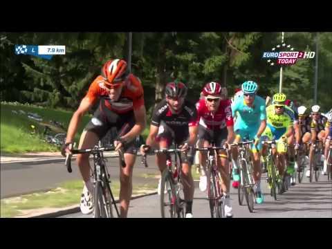 Tour of Denmark / Post Danmark Rundt 2015 - Stage 02 - [Last 13 KM]
