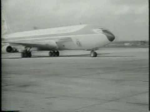 Paris Air Show, Gemini Twins 1965/6/21