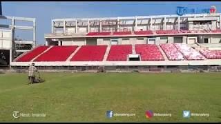 UPDATE Progres Pembangunan Stadion Jatidiri Semarang