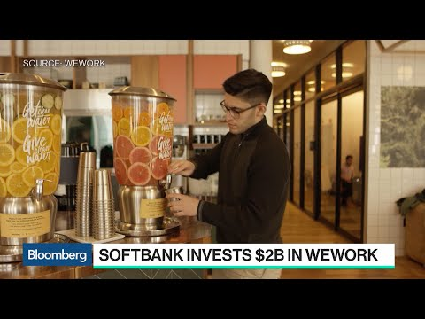 SoftBank Invests Additional $2 Billion in WeWork