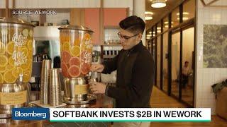 SoftBank Invests Additional $2 Billion in WeWork