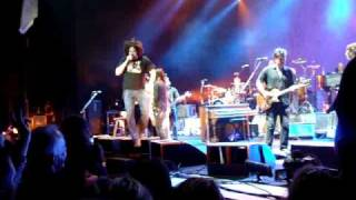 Why Should You Come When I Call: Counting Crows with Augustana: 07/17/2009 @ Maryhill Winery