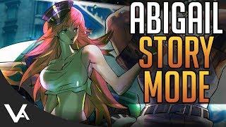 Street Fighter V - Abigail - Story Mode - Subt Español