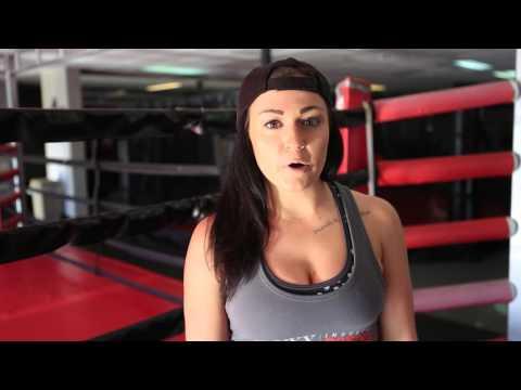 Industry Boxing 5 Meet the fighter Deidra Destefano - Rabbit Hole12-7-15