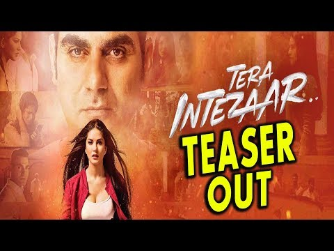 Tera Intezaar Teaser | Sunny Leone | Arbaaz Khan | Raajeev Walia