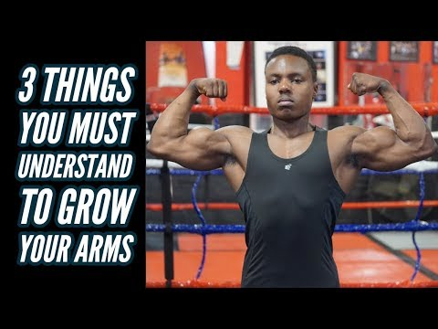 Strength Standards For Natural Arm Growth