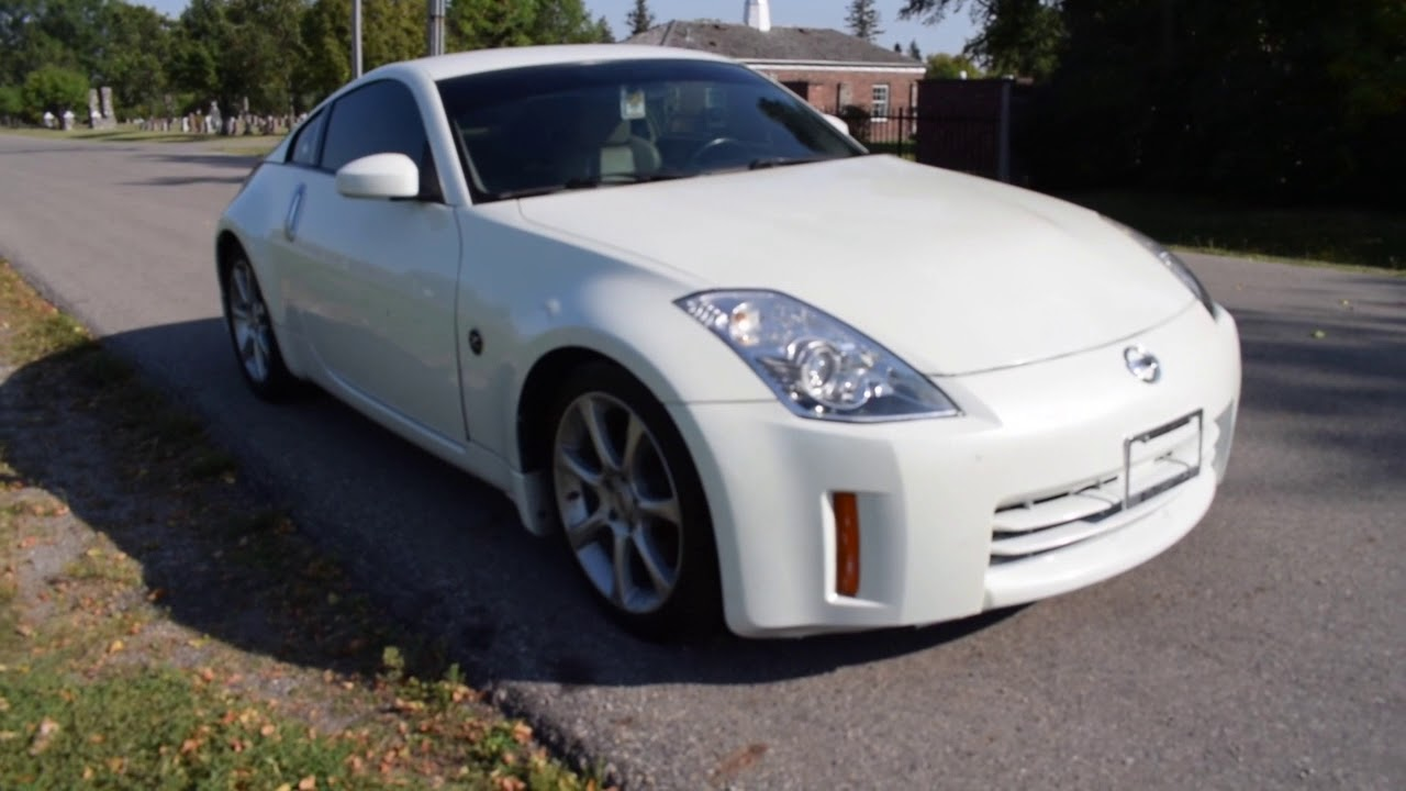 2008 Nissan 350z 0-60 - YouTube