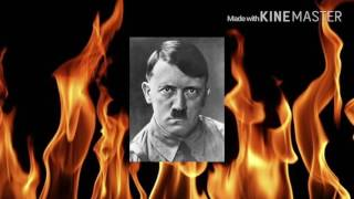 Place in Hell with Hitler