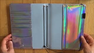 ChooseToDo A5 holographic fauxdori!
