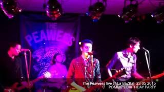 THE PEAWEES LIVE @ LA BAZKA!
