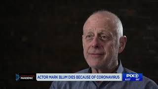 Actor Mark Blum dies of coronavirus