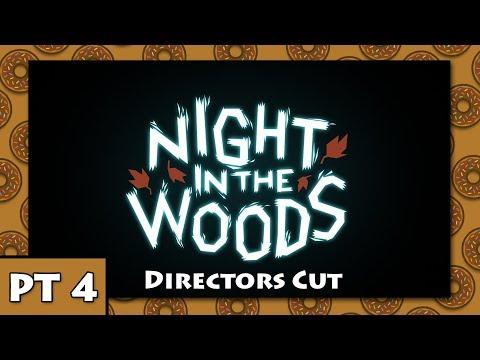 Twitch Stream - Night In The Woods: Weird Autumn Edition - PT 4