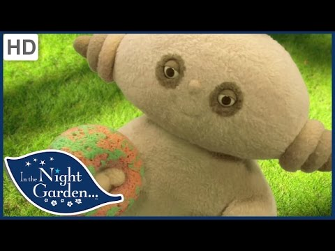 In the Night Garden: Makka Pakka Cleans Igglepiggle and Upsy Daisy! (Teaser)