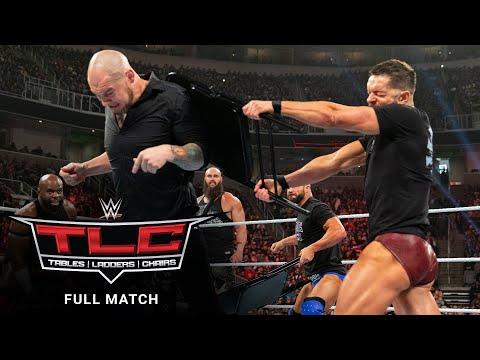 FULL MATCH - Braun Strowman vs. Baron Corbin – TLC Match: WWE TLC 2018