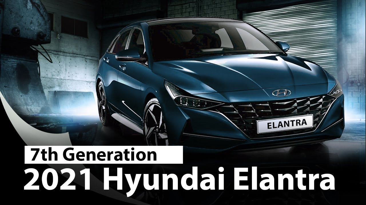 3 Hyundai Elantra Rendering Shows Crazy Styling