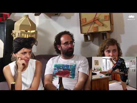 חתיכות | עמית איצקר ויואב טל גוזרים ומדביקים את עלמה שניאור, לריסה מילר ואת Trust a Lady