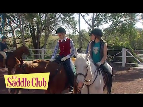 The Saddle Club - Horse's Keeper | Season 02 Episode 25 | HD | Full Episode