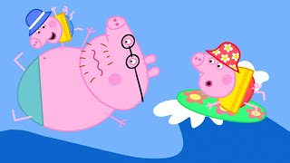 Peppa Pig Official Channel | Madame Gazelle's House