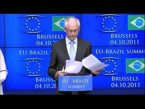 EU-Brazil Summit on Syria