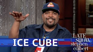 Ice Cube: A Mantra To Use When You're Too High