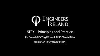 ATEX – Principles and Practice