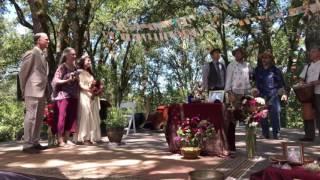 Clan Song Bourget Wedding