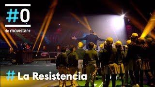 LA RESISTENCIA - Jorge Ponce entra en la Caja Mágica   #LaResistencia 13.11.2019
