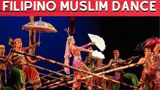 HOW TO DANCE SINGKIL - TRADITIONAL FILIPINO MUSLIM DANCE (FAN DANCE)