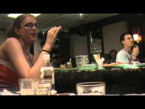 Karaoke in Nagoya, Japan -- A Whole New World