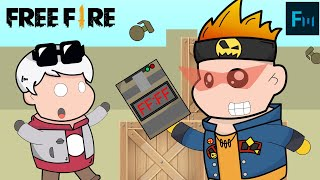 | Mode Bomb Squad | Free Fire Animation | by : FIND MATOR |