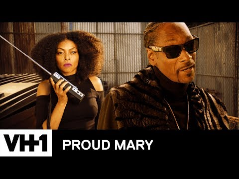 Before 'Proud Mary': Taraji P. Henson & Snoop Dogg's 'High Alert' Beginnings | In Theaters Jan. 12th