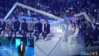 Download [MMA 2019] IDOLS REACTION TO BTS 'DIONYSUS' STAGE