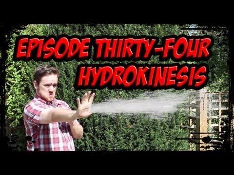 SO YOU'RE A SUPERHERO Episode 34 - Hydrokinesis
