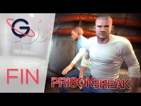 PRISON BREAK FR #FIN : L'Évasion