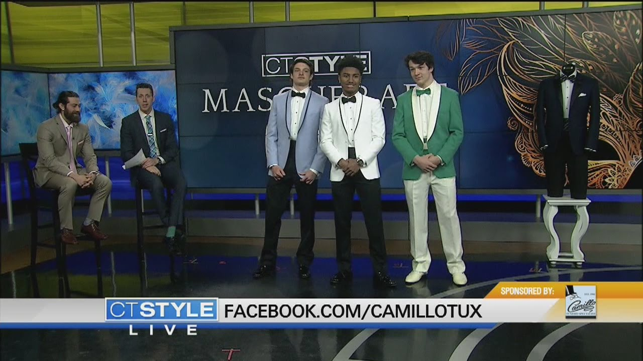 Prom 2017 Suit and Tuxedo Styles - YouTube
