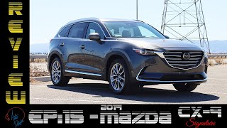 EP:15 - Review: 2019 Mazda CX-9 Signature