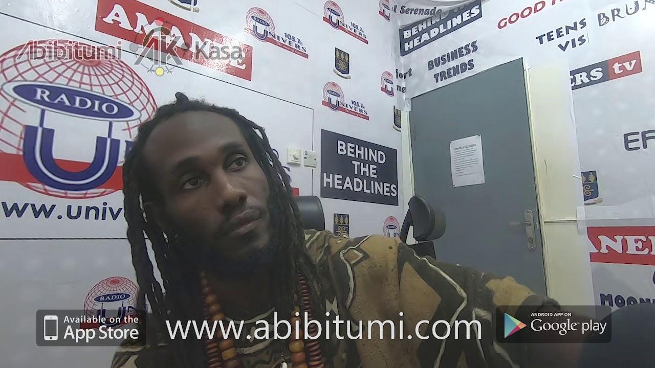 Okunini Ọbádélé Kambon on Julius Malema & Xenophobia in Umzantsi (South Afrika)