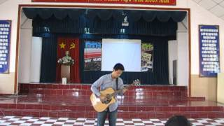 NTH's Got Talent 5 - A1 - Angel's Sunday (Guitar Solo)