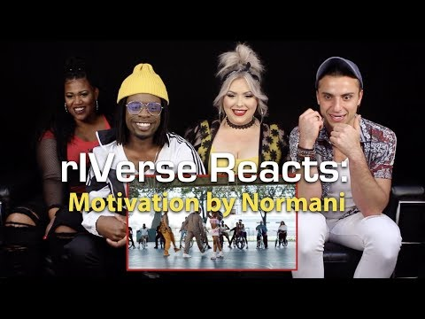 rIVerse Reacts: Motivation by Normani – M/V Reaction