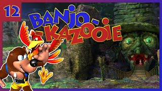 Over 2 years later...we finally _attempt_ to finish Banjo-Kazooie...