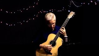(Traditional/Christmas Carol) The First Noel (fingerstyle guitar solo)