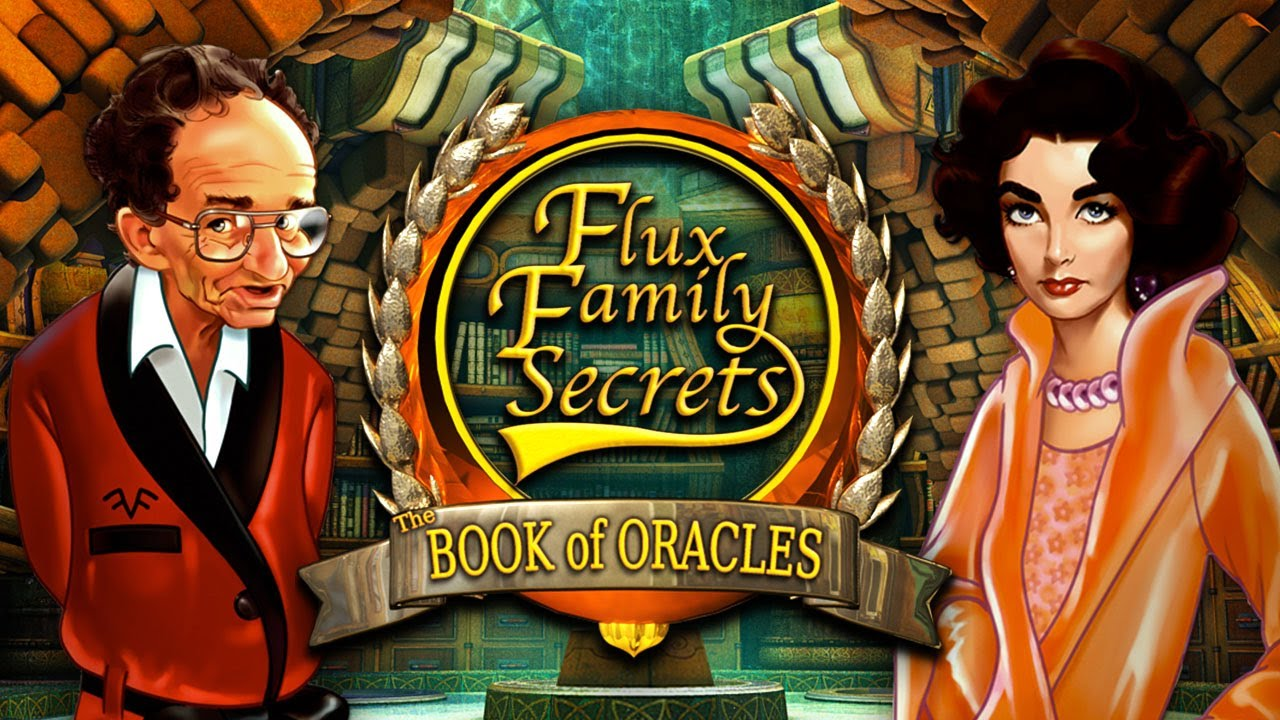 flux family secrets the book of oracles free download