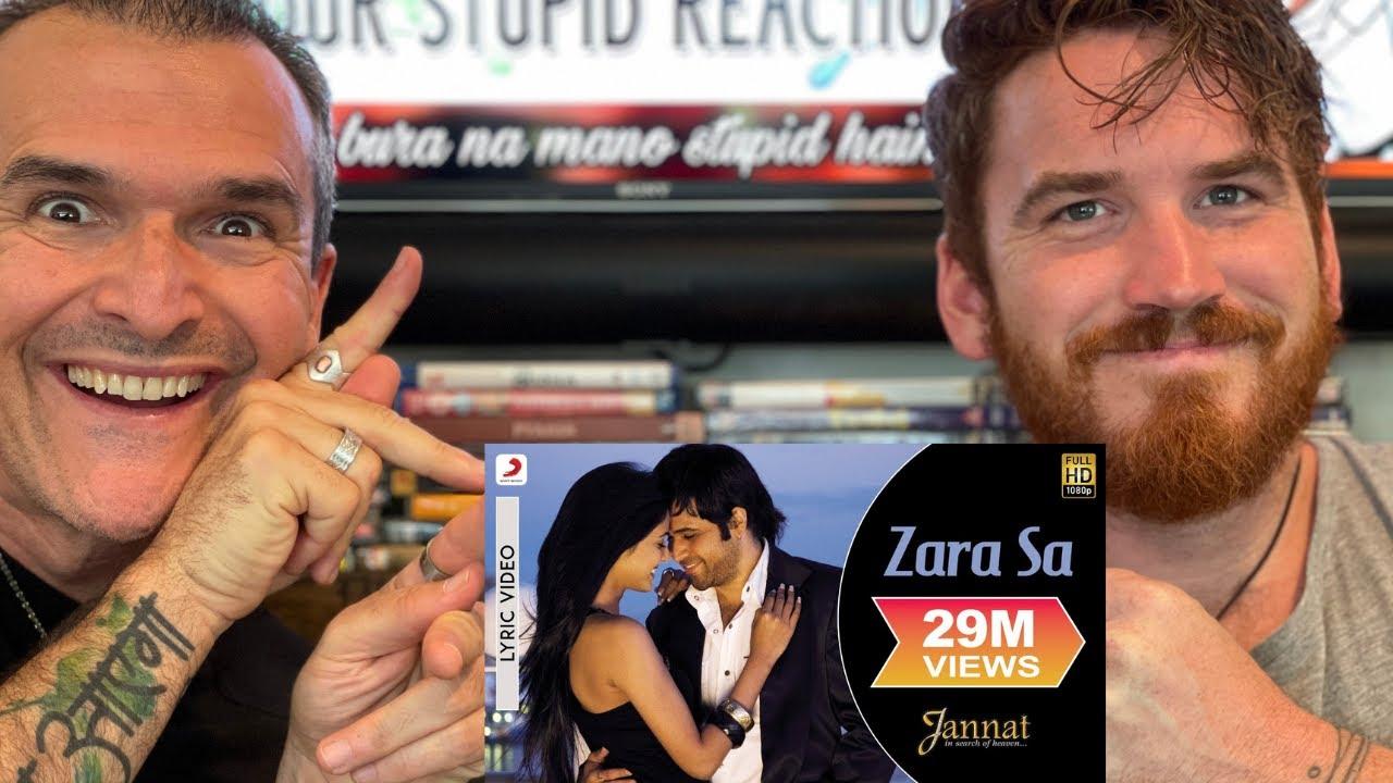 Zara Sa - Jannat | Emraan Hashmi, Sonal | KK | Pritam REACTION!!