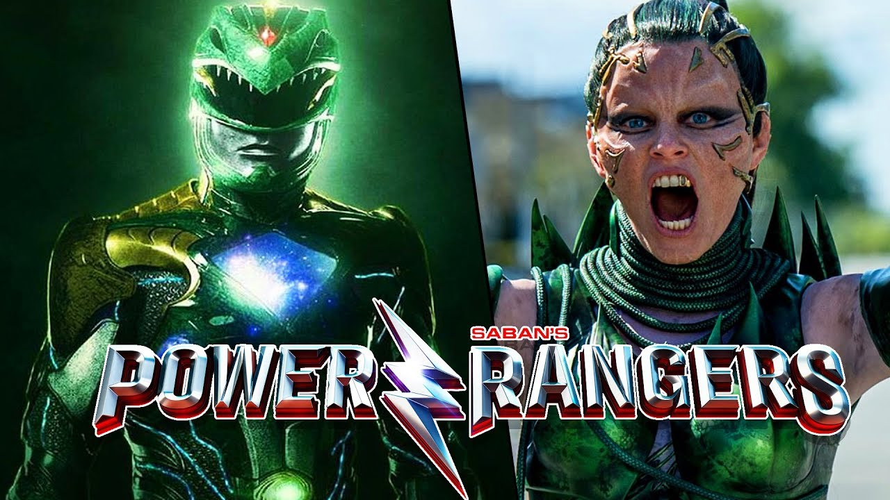Power Rangers 2017 Sequel - The Green Ranger Vs The Power Rangers? Possible  Story Sequel & More