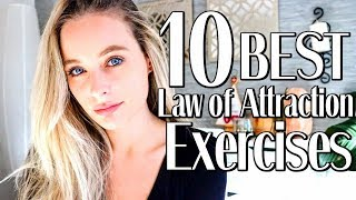 10 MOST EFFECTIVE LAW OF ATTRACTION TECHNIQUES / EXERCISES   Simply Ney