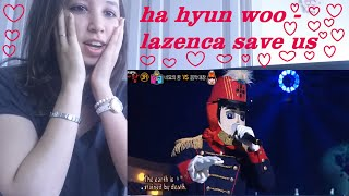Ha Hyun Woo - Lazenca, Save Us ( King of masked singer ) _ REACTION