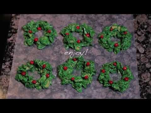 How to Make Christmas Wreaths   Christmas Cookie Recipes   Allrecipes.com