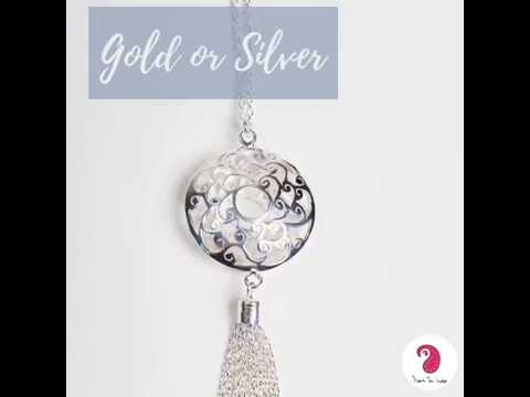 Gold or Silver Jewelry  - Thank You India Ethical Designer Fashion